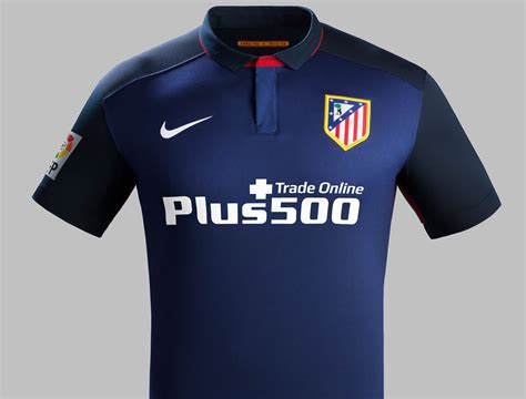 Jersey Away Atl Madrid 2014 2015 segunda camiseta atl 233 tico de madrid 2016 botas de f 250 tbol