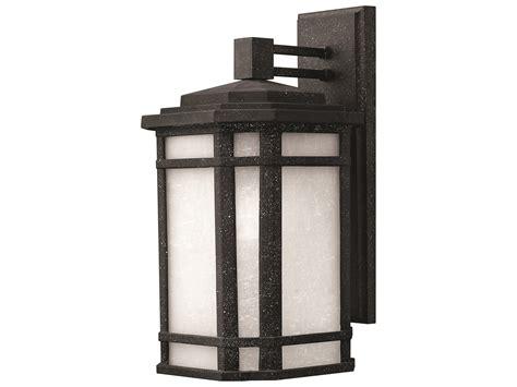 Hinkley Outdoor Lighting Sale Hinkley Lighting Cherry Creek Vintage Black Incandescent Outdoor Wall Light 1274vk