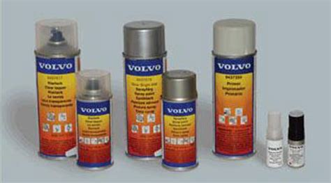 Interior Touch Up Paint by Volvo Touch Up Paint Stick