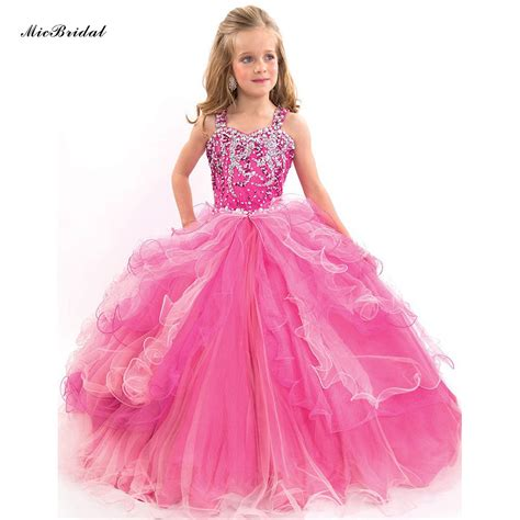 little girl beauty pageant dresses pageant gowns kids beauty pageant dresses for little girls