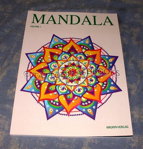 mandala collection volume 1 tattooflashbooks com johann barnas mandala volume 1