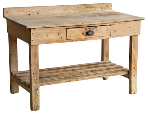 Rustic Accent Table Rustic Potting Table Potting Benches Calgary By Uniquities Architectural