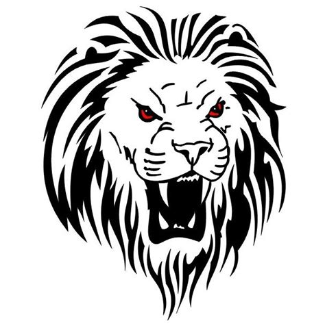 simple lion tattoo the 18 best small symbol images on