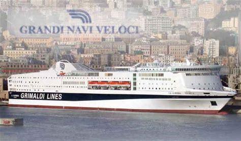 grandi navi veloci la suprema genova