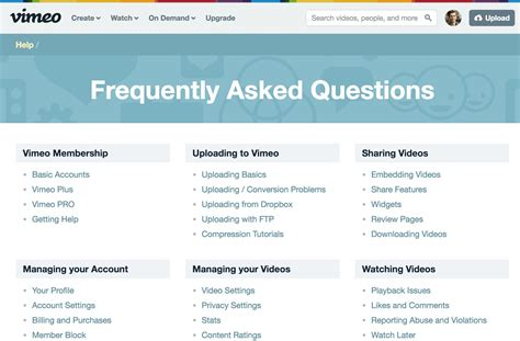 faq template frequently asked questions faq design pattern exle at