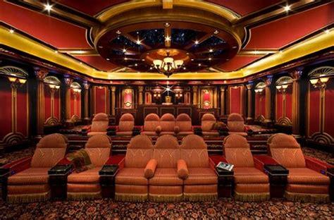 Home Theater Di Batam home cinema di lusso lussuosissimo