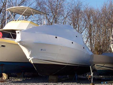 boat shrink wrap winter boat storage shrink wrap shrink wrap pros