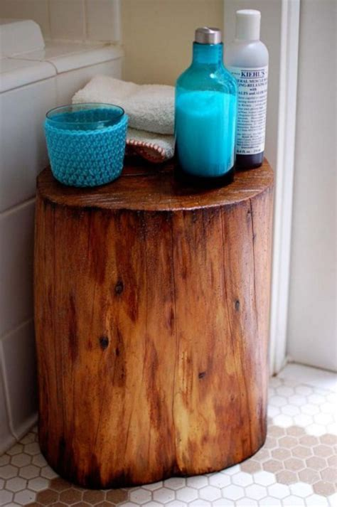 goods home design diy 30 diy rustic decor ideas using logs home design