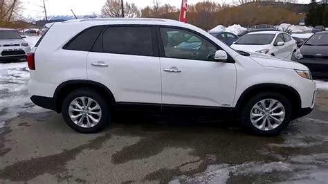 2015 kia sorento ex awd w panoramic sunroof cranbrook