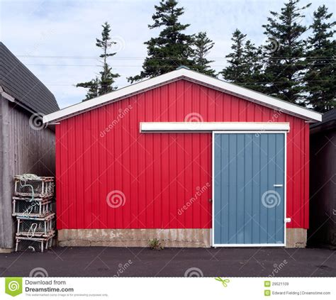 Fishing Sheds by Fishing Shed Royalty Free Stock Images Image 29521109