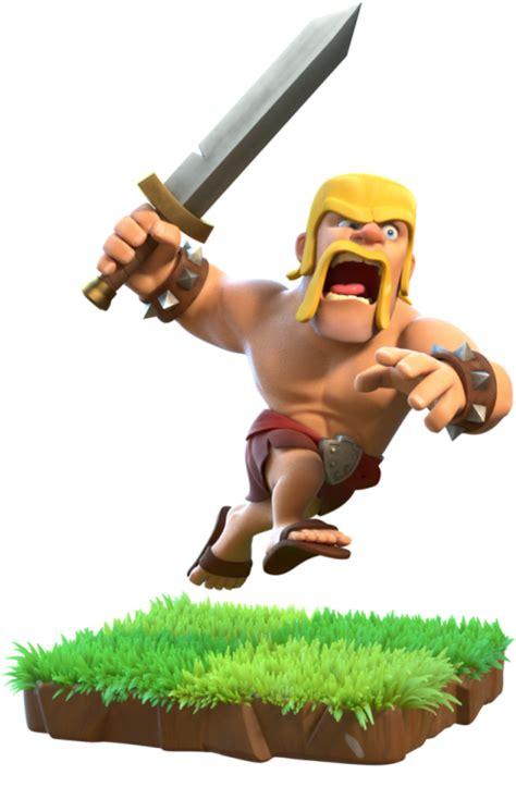 Coc Barbarian3 coc barbarian minecraft skin