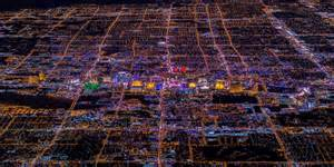 las vegas lights stunning las vegas aerial photos you ve never seen