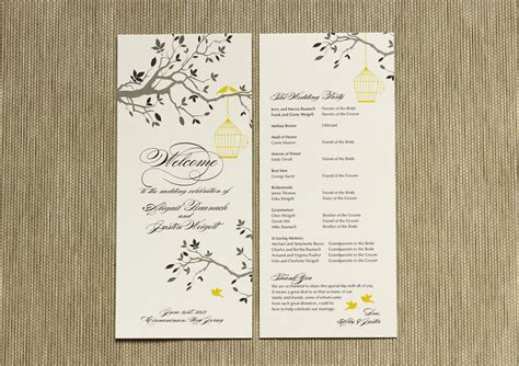 What Is Wedding by Everything You Need To About Wedding Programs