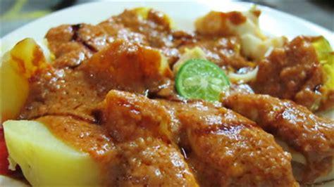 makanan indonesia  terkenal  luar negeri