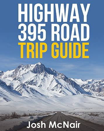 highway 395 roadtrip stops: hikes, food, fossils & lakes