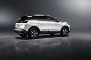 Peugeot 3008 Pictures Peugeot S New 3008 Gt Suv Comes With A 180ps Diesel