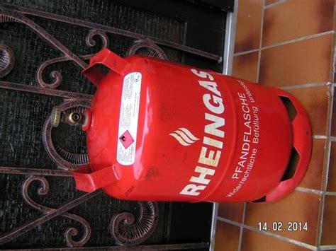 Gasflasche Pfand Rot by Gasflaschen Neu Und Gebraucht Kaufen Bei Dhd24