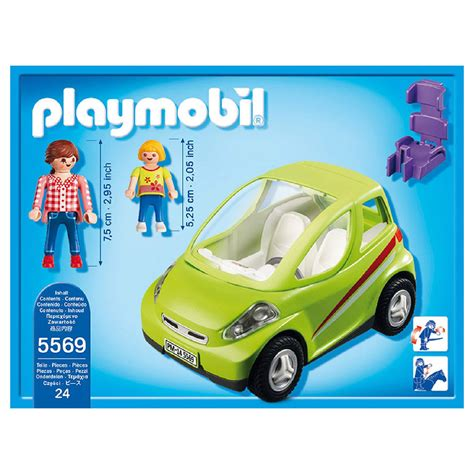 Auto Playmobil by Playmobil City Car 5569 163 15 00 Hamleys For Toys And Games