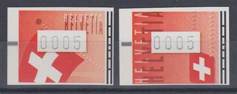 Brief 20g Schweiz Schweiz 2005 Frama Atm Schweizer Nationalflagge Mi Nr 15 16 183 Tilman Dohren Briefmarken