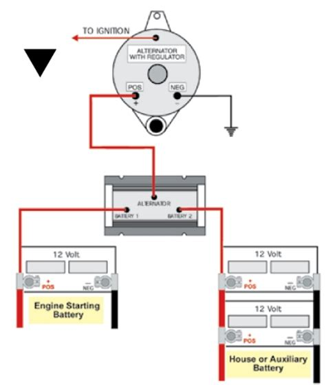 typical battery isolator circuits arco