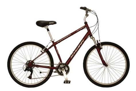 comfortable bikes for men schwinn suburban sport men s comfort bike 26 inch wheels