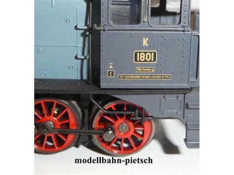 Dampflok Wuertt K M 228 Rklin 37059