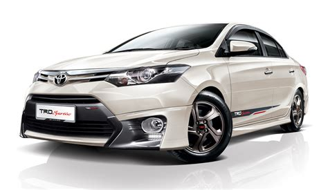 2015 Toyota Vios 1 5 G A T Trd 2013 toyota vios officially launched in malaysia five