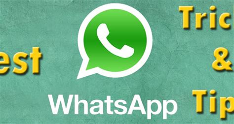 whatsapp wallpaper tricks 18 best whatsapp tips and tricks for iphone and android