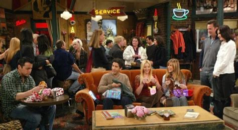 pop up central perk coffee shop from friends coming to nyc