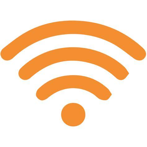 Wifi Orange orange wifi symbol pictures to pin on pinsdaddy