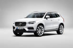 Volvo Xc60 Ground Clearance 2017 Volvo Xc60 Rendering