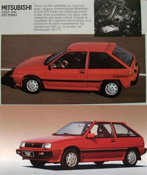 mitsubishi colt 1985 33 best images about mitsubishi automobiles on pinterest