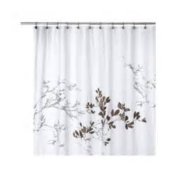 bed bath shower curtain adelaide fabric shower curtain bed bath beyond polyvore