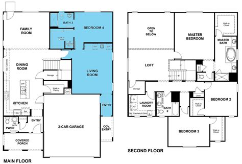 generation homes floor plans the ivy nv