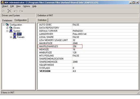 Borland Spreadsheet by Borland Database Engine