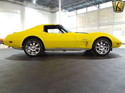 sell used 1975 chevy corvette sport coupe l82 4 speed in coldwater ohio united states 1975 chevrolet corvette l82 for sale indianapolis indiana