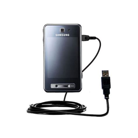 classic usb cable suitable for the samsung sgh f480 with power sync and charge