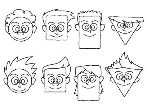 libro learn to draw a 1000 ideas about drawing cartoon faces on