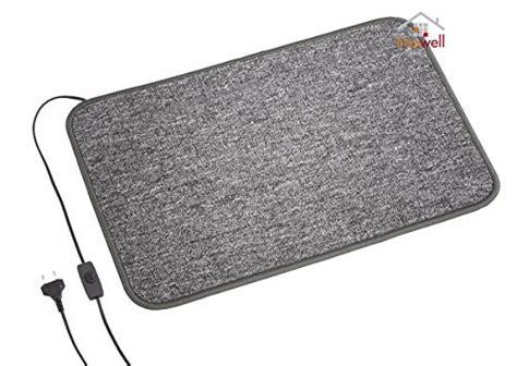 tappeto riscaldato arnold fh21035 tappetino riscaldato 50 x 70 cm 100 w