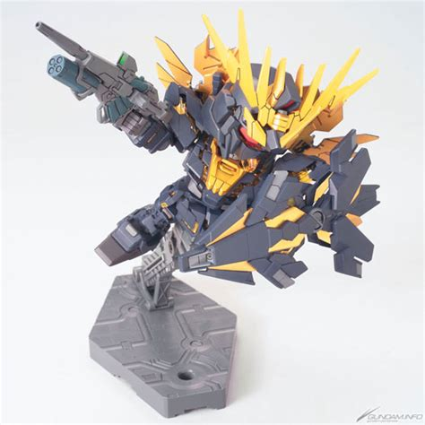 Sd Banshee Norn Bandai bandai 2014年5月12日發售 模型 sd gundam bb戰士 391 unicorn gundam