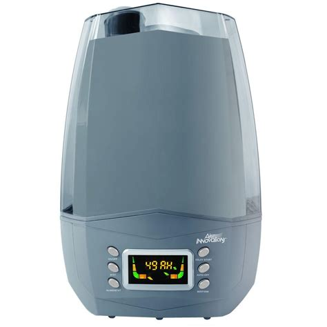 air innovations 1 5 gal clean mist smart humidifier