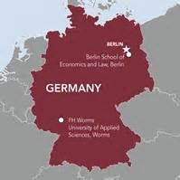 Worms Germany Map by Worms Germany Map