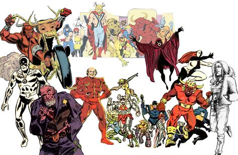 pictures of comic book characters astrology superheroes villains other comic book characters