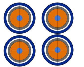 printable targets nerf nerf gun target cupcake topper nerf war 12 cupcakes and