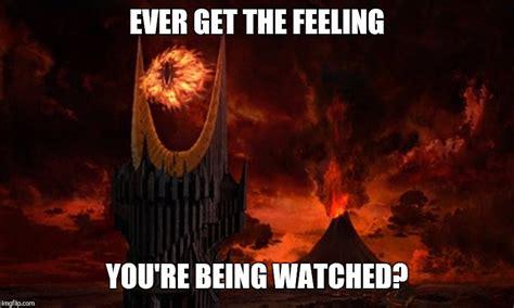 eye of sauron imgflip