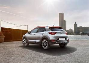 kia stonic baby suv unveiled cars co za