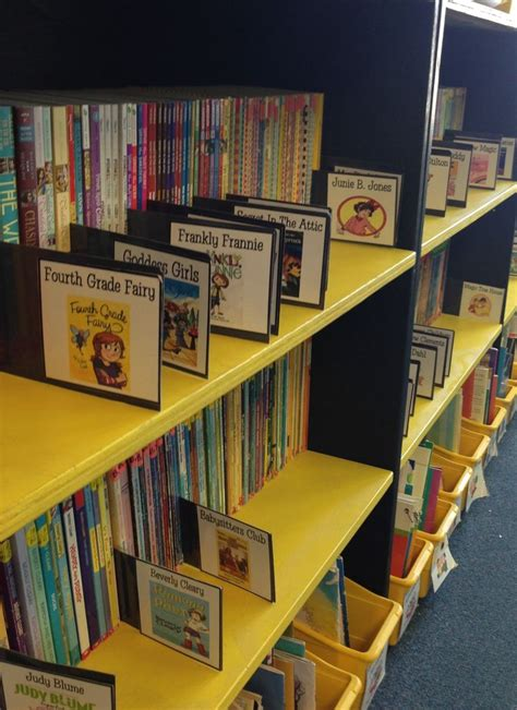 organization books best 25 library signs ideas on school library