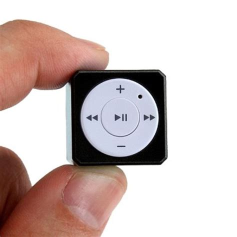 Dijamin Pod Mp3 Player Tf Card With Small Clip Silver Silver small mp3 player images