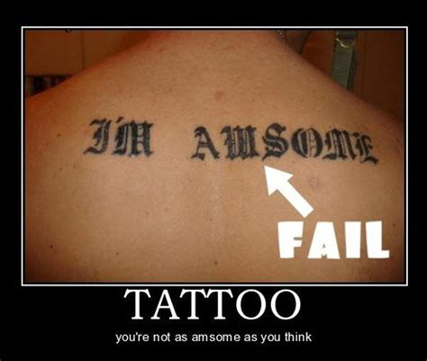 tattoo fails funny 1000 images about fail on pinterest its always it