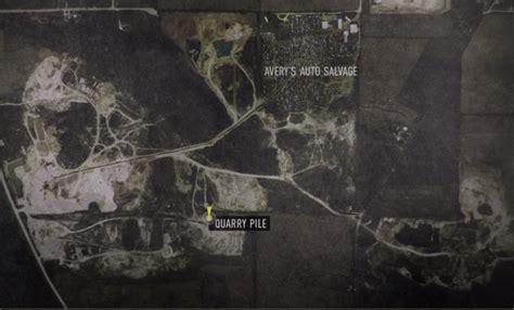 steven avery map vermont dead line the case of steven avery
